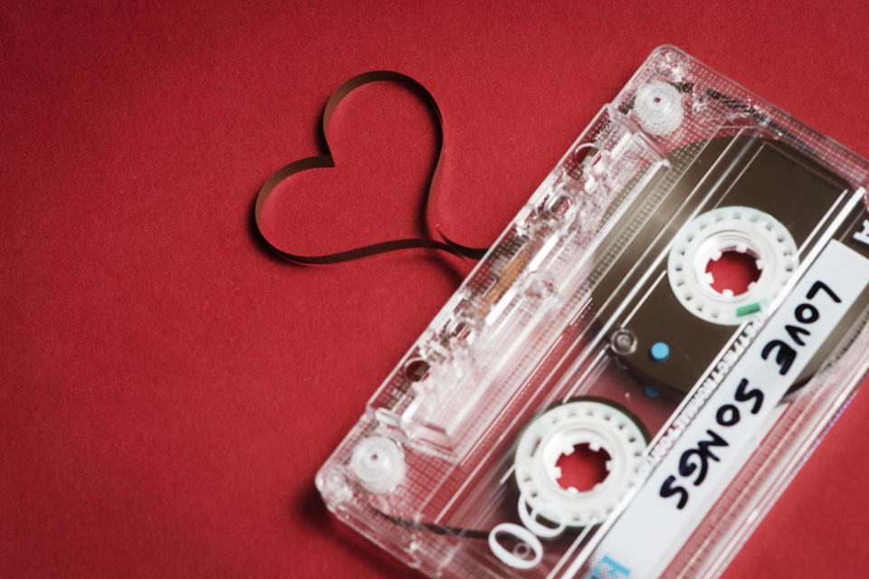 Love Songs- Just send her a playlist of songs telling her how you feel or if you're really brave you could sing them!  Yeah, I think I'll stick to just sending a playlist...