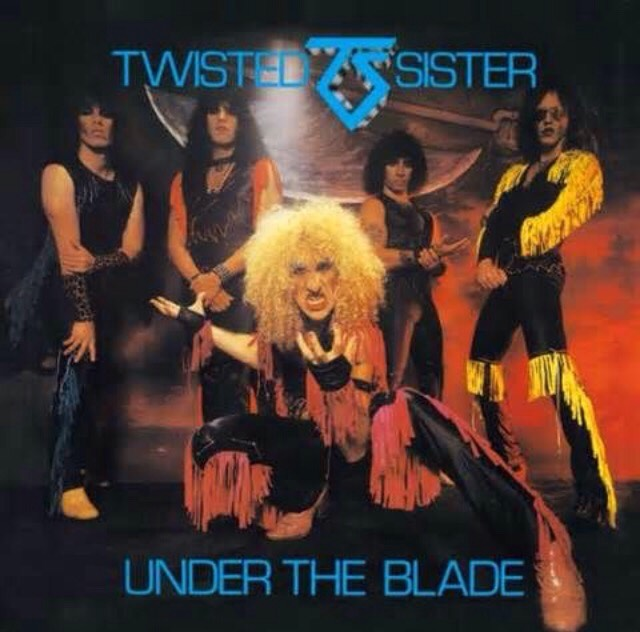 """2. """"I Wanna Rock"""" by Twisted Sister"""