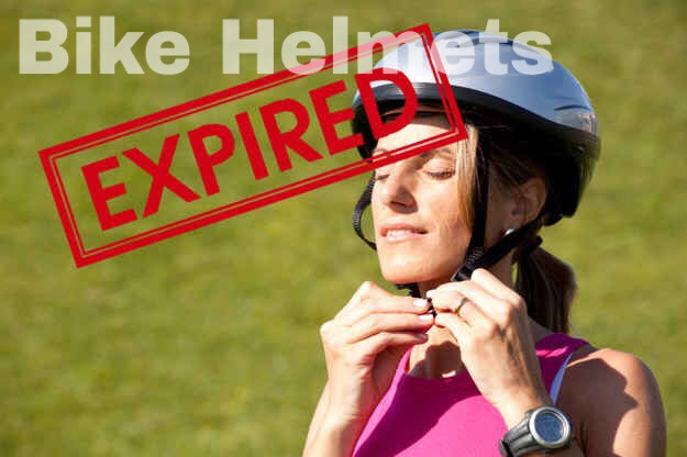 Like car seats, bike helmets can lose their safety effectiveness over a couple of years and after any kind of crash or trauma. Solution: Replace helmets if they've been damaged in any way, and otherwise replace every three to five years or based on manufacturer recommendations.