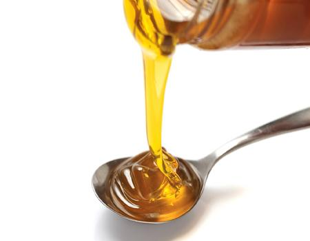 Take 1 Tablespoon Honey  Honey is considered as natural skin smoothing ingredients that improves the appearance of the fine lines. It also removes the sign of sagging skin.