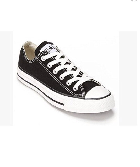 Converse Chuck Taylor's  (You can get these on amazon ranging from $30 - $50)  Cute. Simple. Comfy. Goes with A LOT!