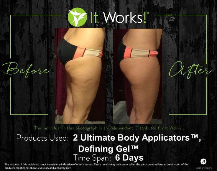 Got Cellulite?Apply Defining Gel on all of your problem spots! Can be used everyday!!  Order here:http://bit.ly/IWDefining-Gel  *Don't forget to become a loyal customer to receive 40% off!
