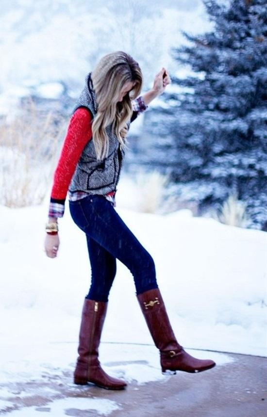 10. What To Wear When You're A Snow Bird