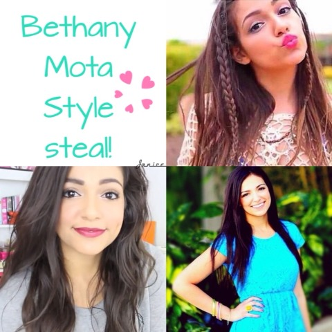 Who doesn't love the now famous and gorgeous Bethany Mota. Successful at the age of just 18. Keep reading to learn how to style and have the fashion just like her!! ❤️❤️