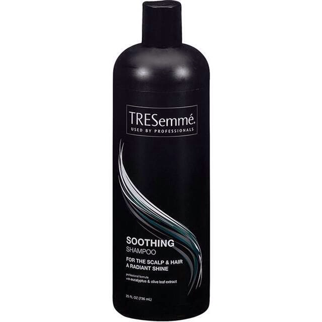 #3 Tresemmé Shampoo & Conditioner  Definitely one of the best hair products. This always leaves my hair super sleek and smooth.