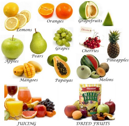 These foods are great for detox