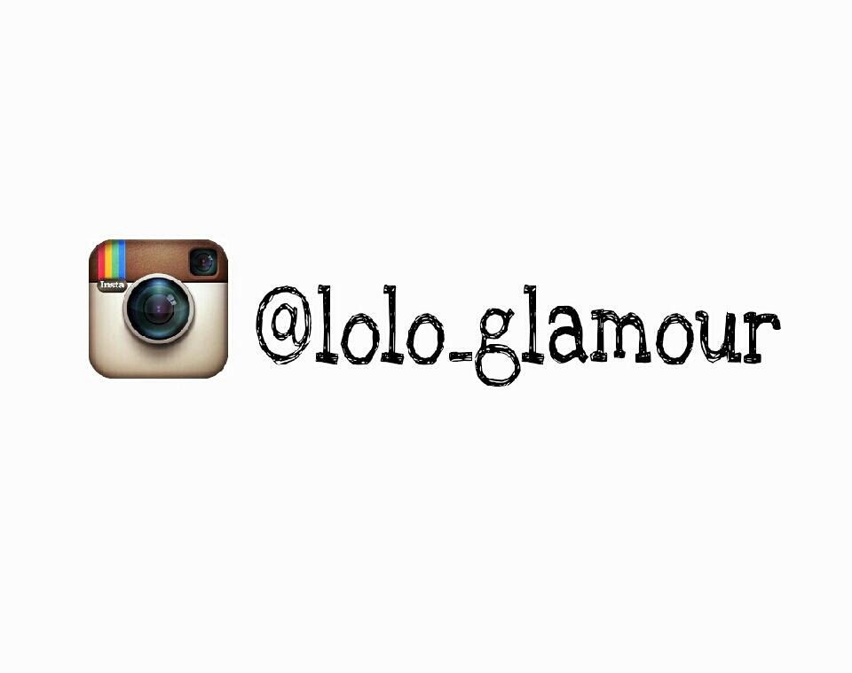 Follow me on my Instagram