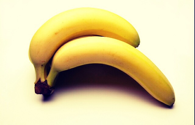 All you need is two bananas