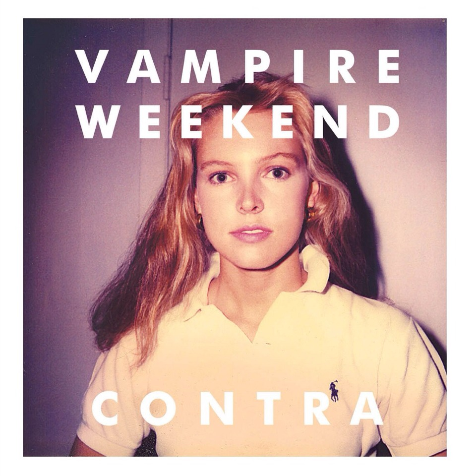 Vampire Weekend's Contra is a fantastic second album from the indie-pop band.