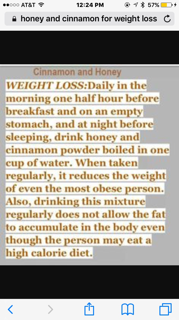Weight loss remedy! You will see results quickly no matter your calorie intake! Will work on the most obese person