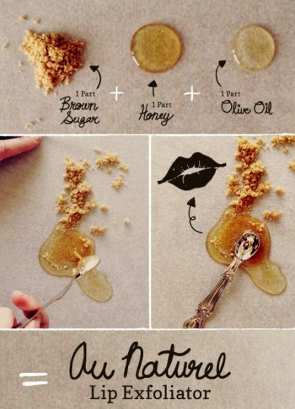 This is amazing for your lips that go through so much especially weather damage!
