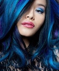 Electric blue is a bold choice but creates an amazing confidence!!!
