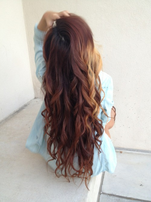 6.) Stay away from hair dye It will most likely damage your hair and make your hair feel nasty if you do dye your hair just try to cut back and make sure you moisturize it with coconut oil