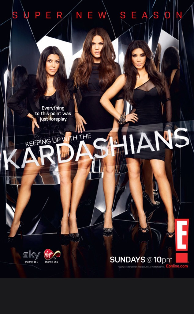 Keeping up with the kardashians - I never really liked them but after I watched this there so funny and chill and we shouldn't believe everything the media says this show shows the real side of fame not what the media says
