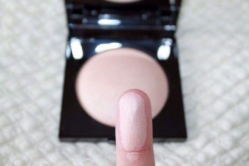 """You can wear a matte highlighter any time + the great thing is that it suits everyone. [Use it] along [the same] key areas that you apply your shimmer highlighter, [but] you can also use a matte highlighter under the eyes + down the t-zone."""" -Sheri"""