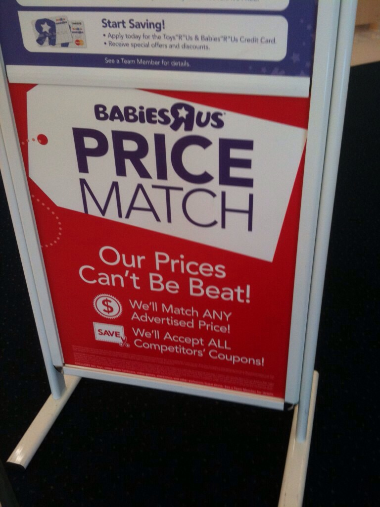 (4) Familiarize yourself with each store's price matching and/or coupon policy. Keep in mind that many stores have created special price matching policies specific for Black Friday.