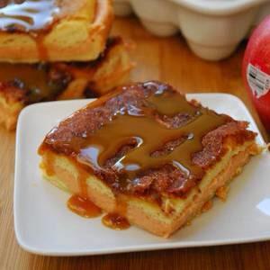 Caramel Apple Cheescake Bars: http://thedomesticrebel.com/2012/10/07/caramel-apple-cheesecake-bars/