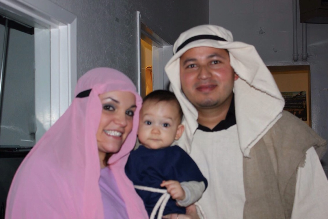 My beautiful family 😃