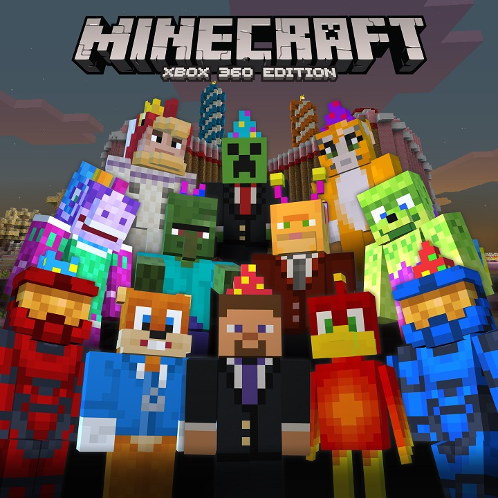 minecraft helps kids build their own world just useing pixleized blocks and tools to create an amazing world of fun with family and firends!