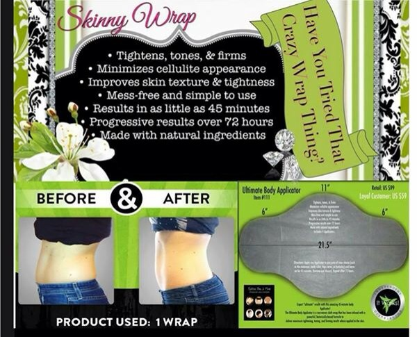 Get 2 full treatments for the price of one! Thecrazywrapworks.com