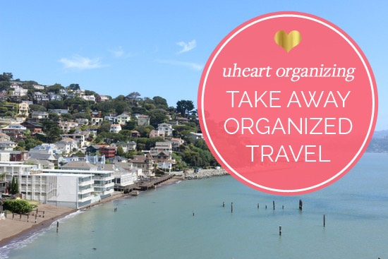 Here are 9 tips to help you stay organized on your next vacation.