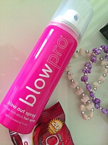 a hairspray