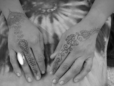 Diy Henna Tattoo No Henna Powder Needed By Emily Oades Musely