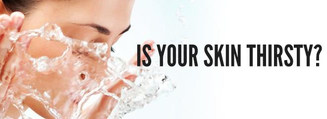5. Hydrate Thirsty Skin