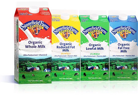 20. Buy organic milk. It keeps way longer than regular milk.
