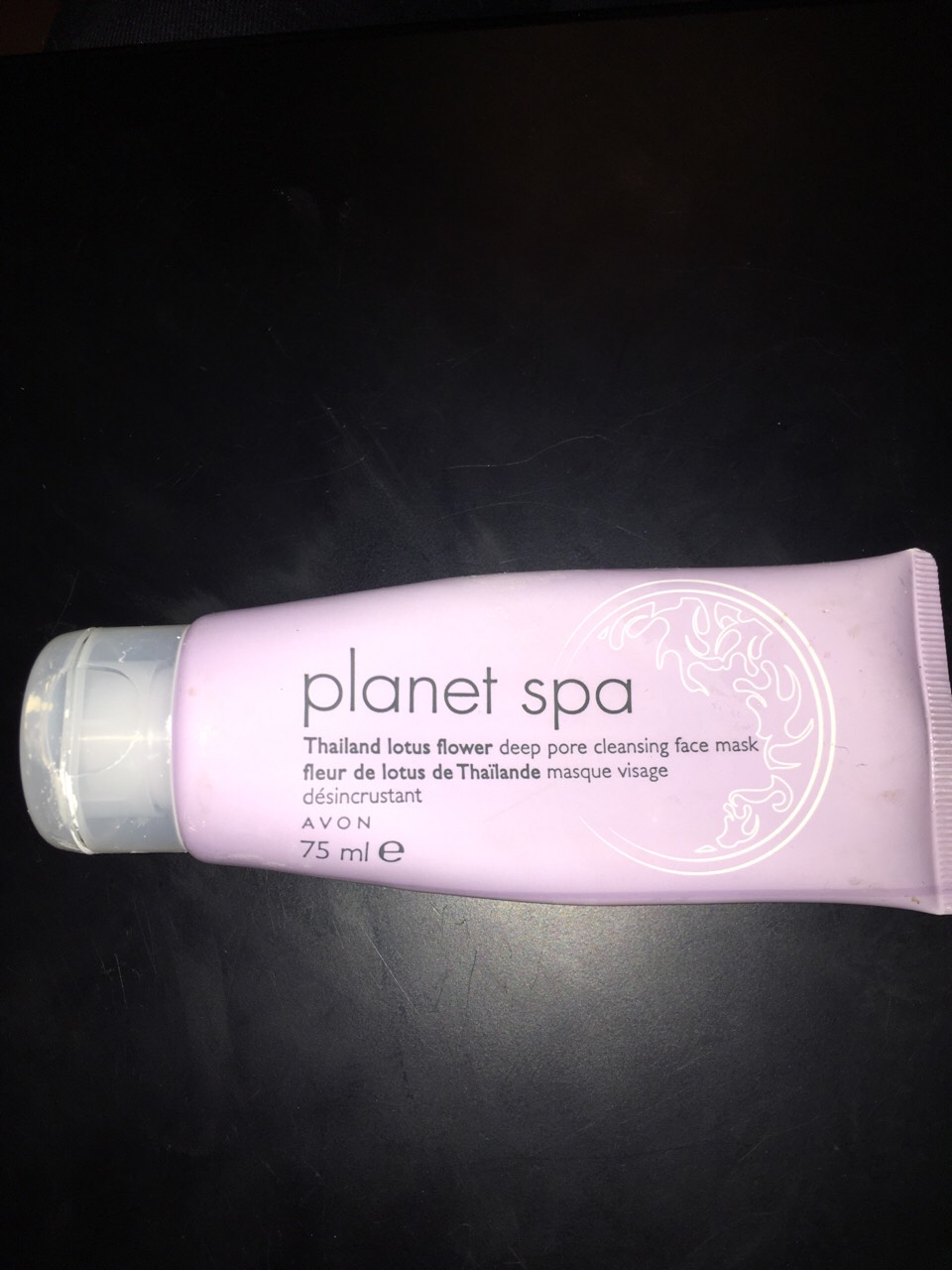 Planet Spa Thailand Lotus Flower Deep Pore Cleansing Face Mask By