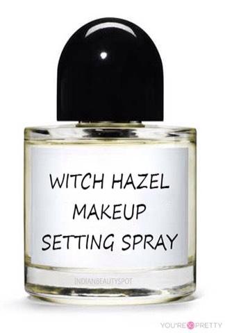 MakeupSetting Spray  http://theindianspot.com/diy-natural-makeup-setting-spray/