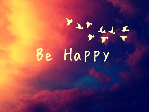 BE HAPPY YOUR YOU. ❤️