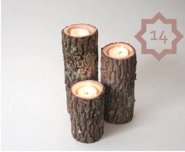 14. You can make cool candles :)