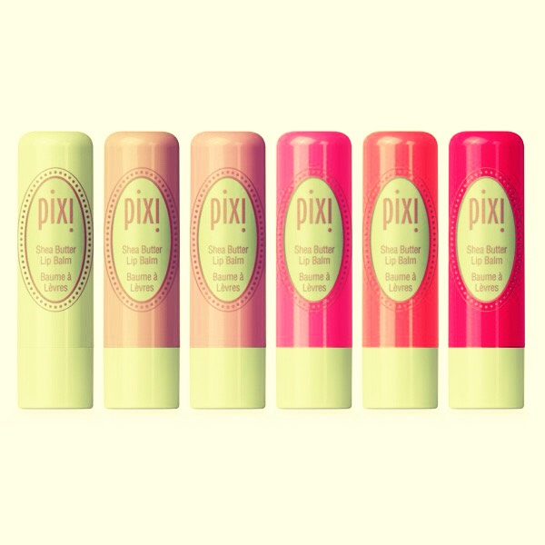 Lip balm because when your sick your lips are not going to be on fleek