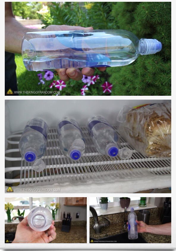 Hack #2: Icy drinks every time