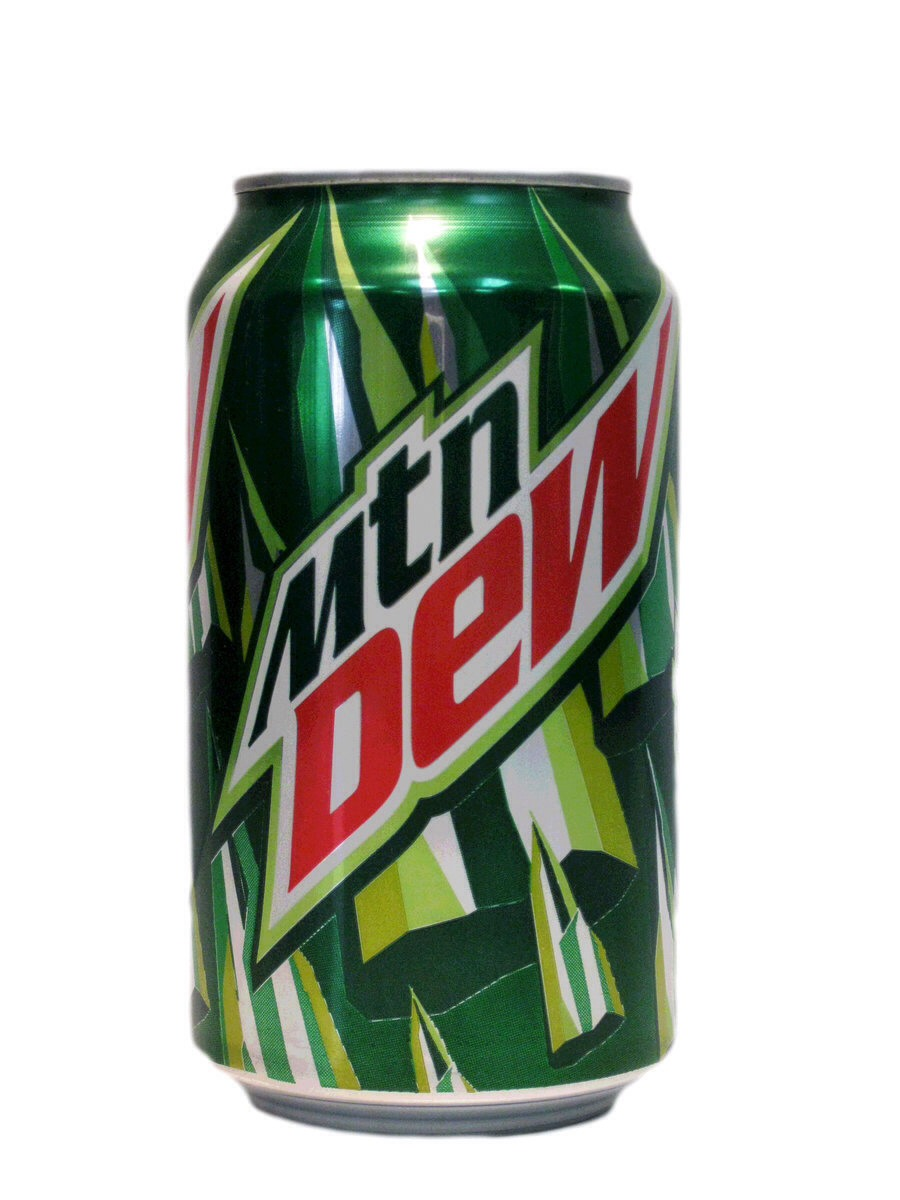Did you know that Mountain Dew was originally made to be mixed with whiskey?