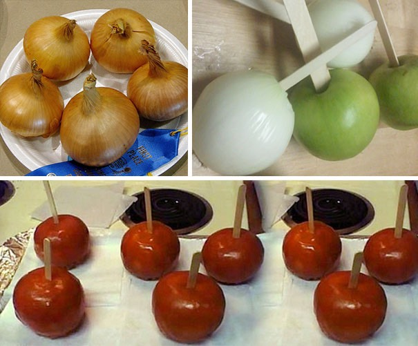 Delight someone's taste buds with caramel onions