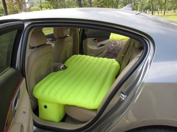 $89.99 Car Travel Inflatable Mattress