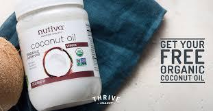 I have used this coconut oil for a lot of essential oils, for shaving cream, and even for my hair! I completely believe in this stuff. http://thrv.me/freecoconut