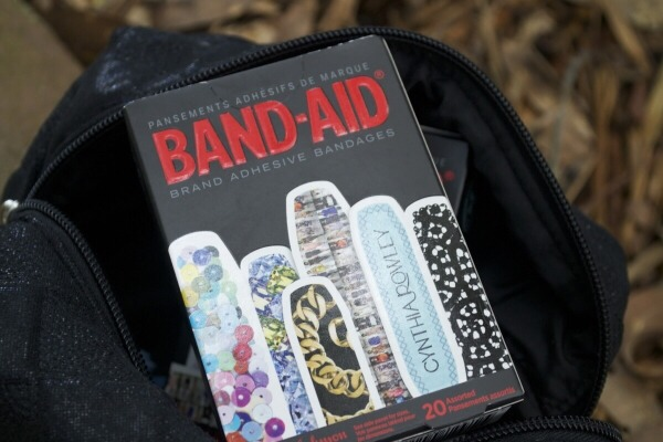 15) Band aids:  Breaking in new shoes is hard, but somebody has to do it right? So next time you decide to sport your new shoes while having a long day ahead, grab a couple of band aids and drop them in your #bag because your feet will thank you later!