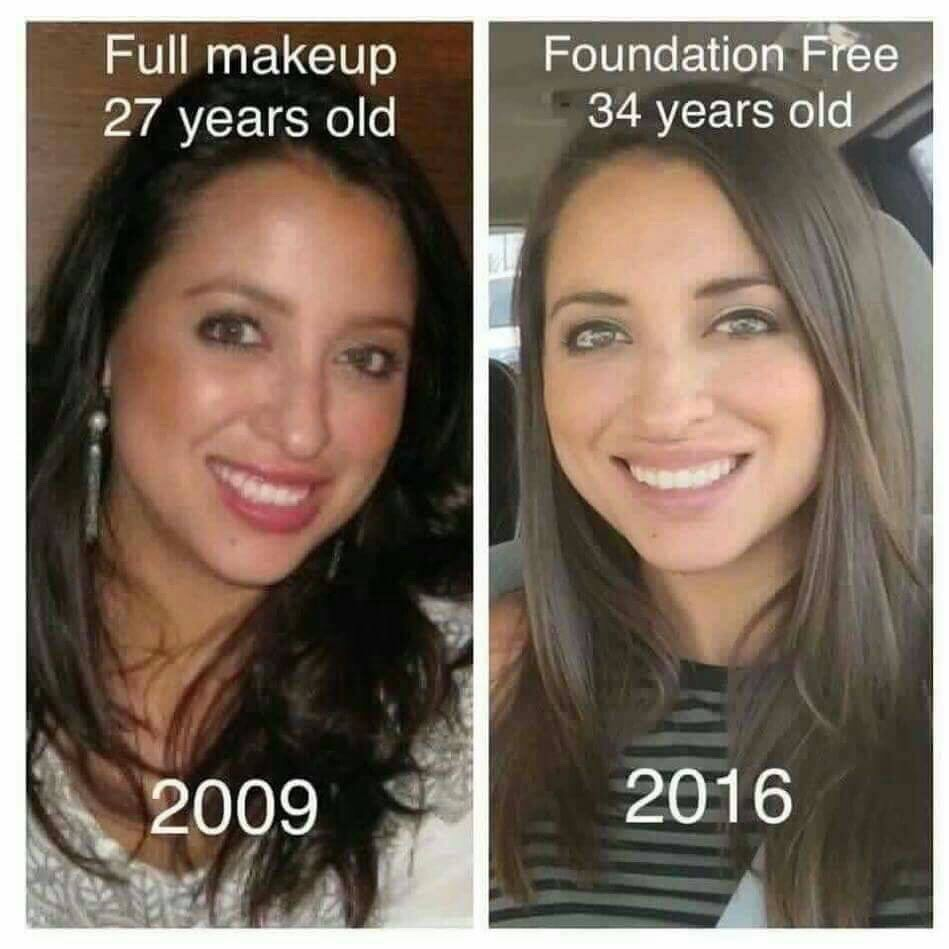 Do you want to have beautiful young looking skin like this!?! Just message me through here and I promise this is possible