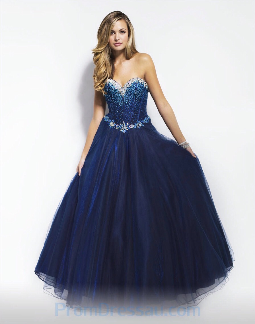 Sweetheart Beaded a Line Hot Sale Amazing Prom Dresses from http://www.promdressau.com/Prom-Dresses/