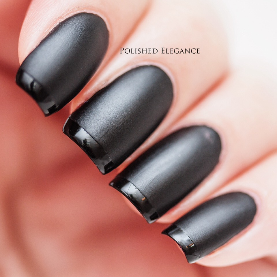 Want the matte nail look? But unfortunately don't know how? Well just keep watching and you will know how in a jiffy!