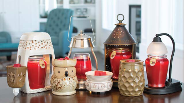 Scentsy Wickless Candles & Warmers