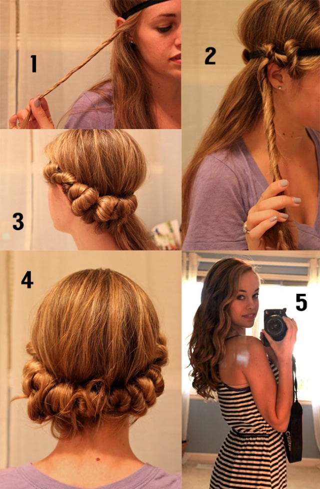 How To Get Awesome Heatless Curls Without Damaging Your Hair Our