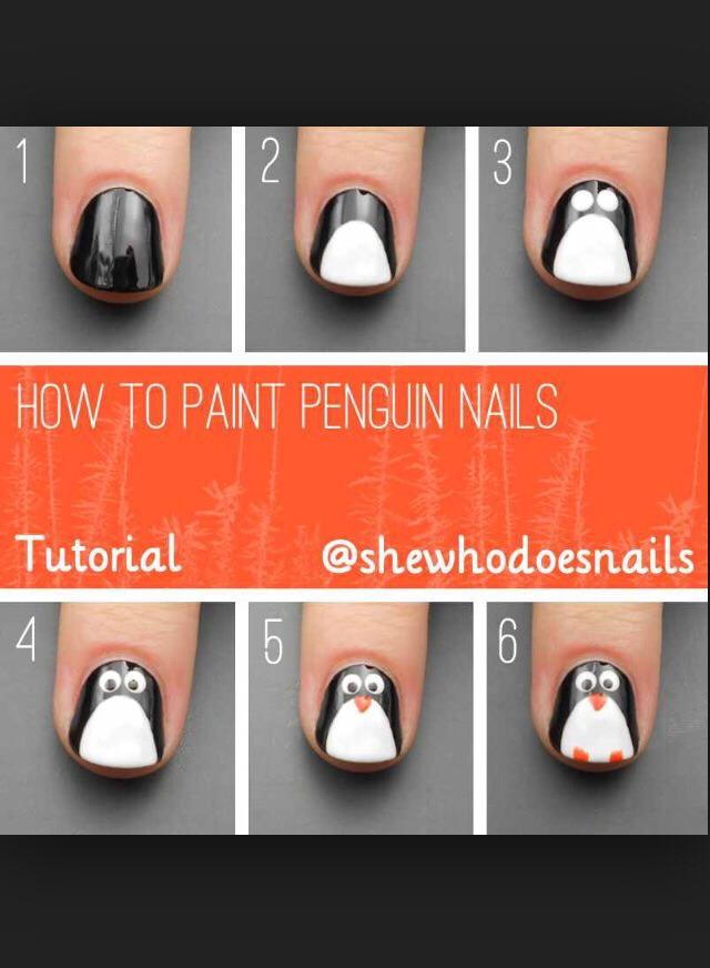 Penguins!! 🐧