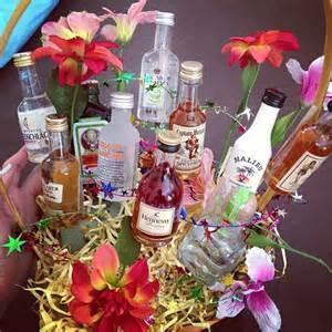 Alcohol Mini Bottle Gift Ideas For Adults By Michelle Musely