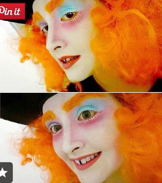 The mad hatter, Alice in Wonderland
