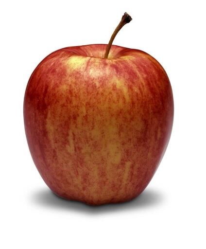 1 Apple. Don't forget to core it. I. My shake I used a gala Apple, feel free to use any Apple.