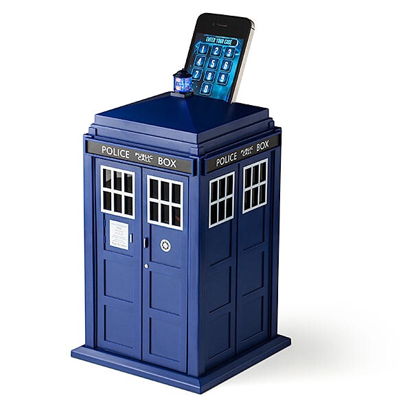 Doctor who charger